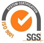 System Certification ISO 9001 -logo
